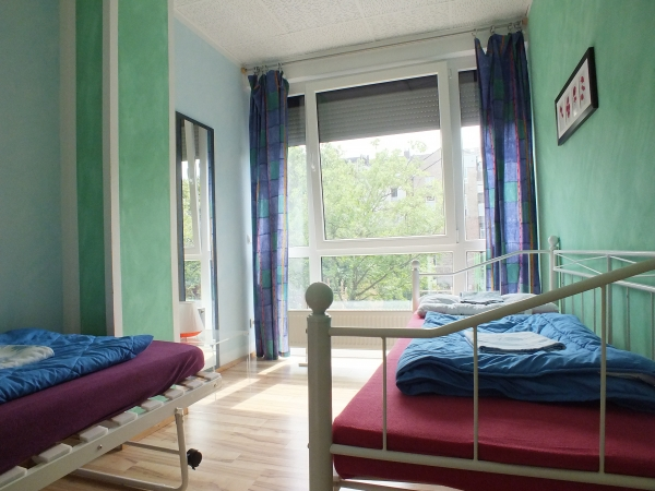 Double room - Red Poppy